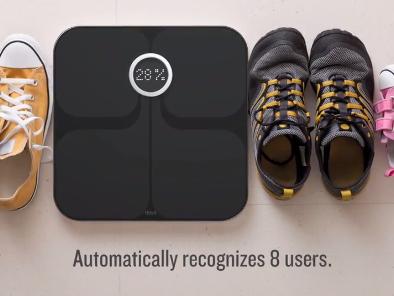 Wifi Fitbit Aria Body Scale 8 users