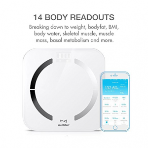 mulitFun scale 14 body readouts features